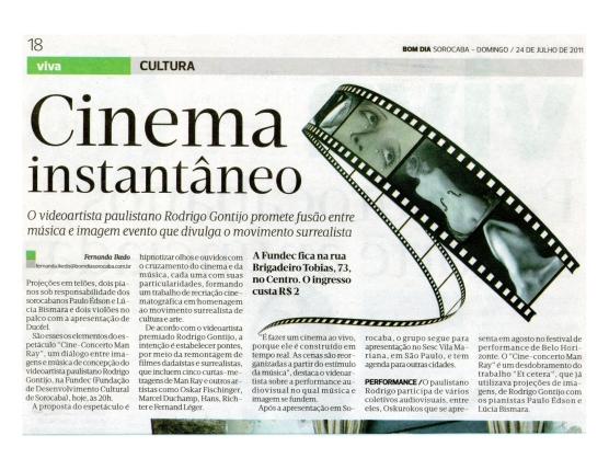 MATERIA LIVE CINEMA